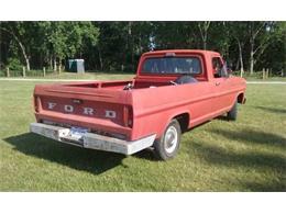 1967 Ford F100 (CC-1123779) for sale in Cadillac, Michigan