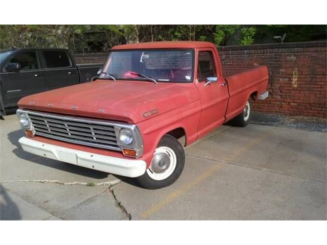 1967 Ford F100 (CC-1123779) for sale in Cadillac, Michigan