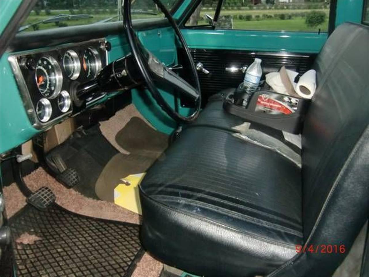 1971 Chevrolet C10 (CC-1123788) for sale in Cadillac, Michigan