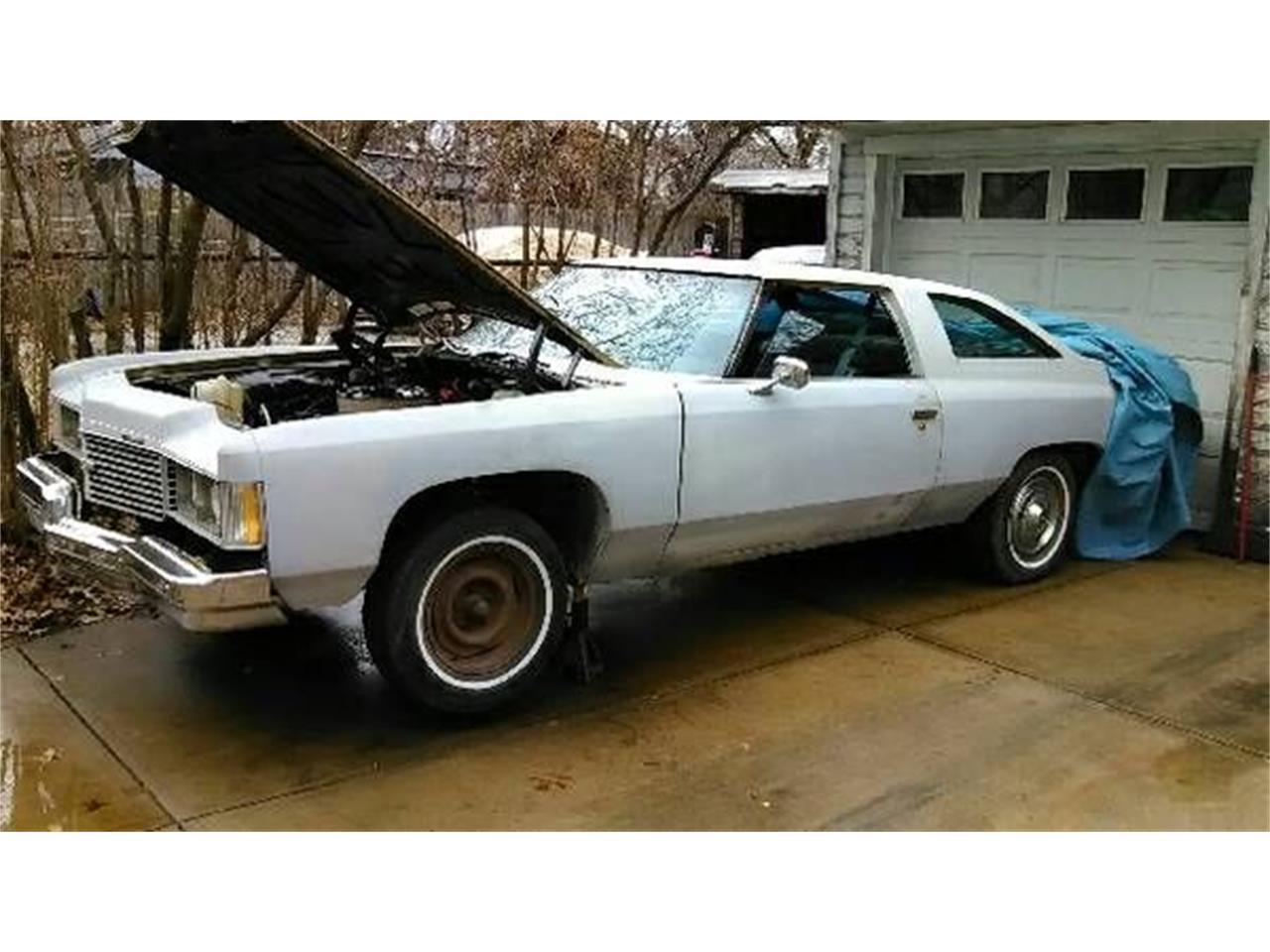 1974 Chevrolet Impala (CC-1123789) for sale in Cadillac, Michigan