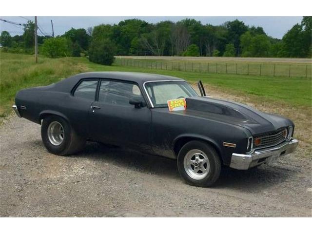 1974 Chevrolet Nova (CC-1123791) for sale in Cadillac, Michigan