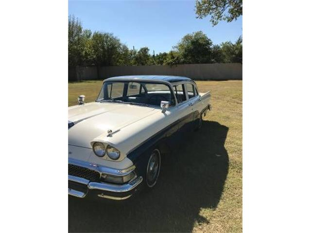 1958 Ford Custom