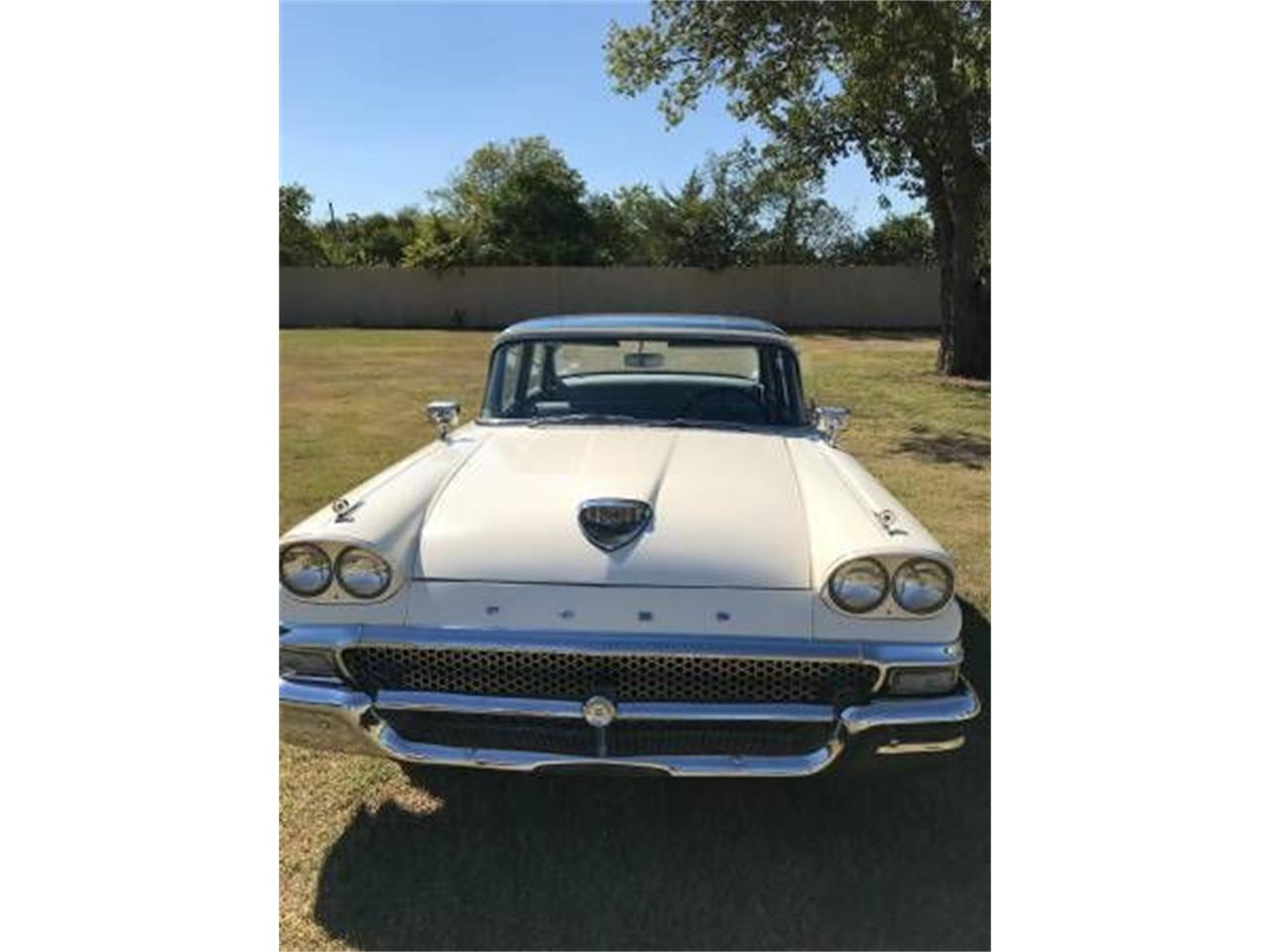 1958 Ford Custom (CC-1123792) for sale in Cadillac, Michigan