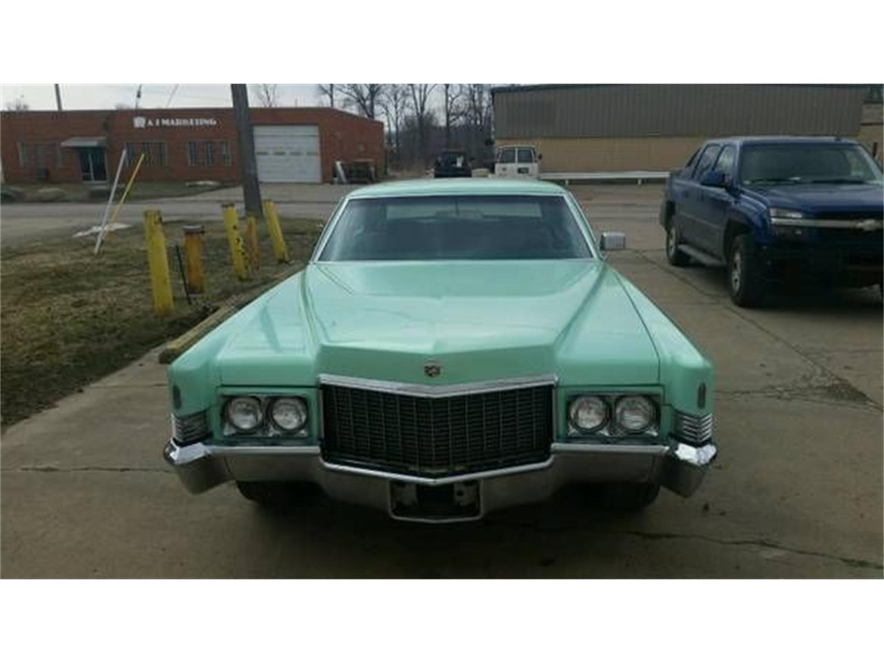 1970 Cadillac DeVille (CC-1123793) for sale in Cadillac, Michigan