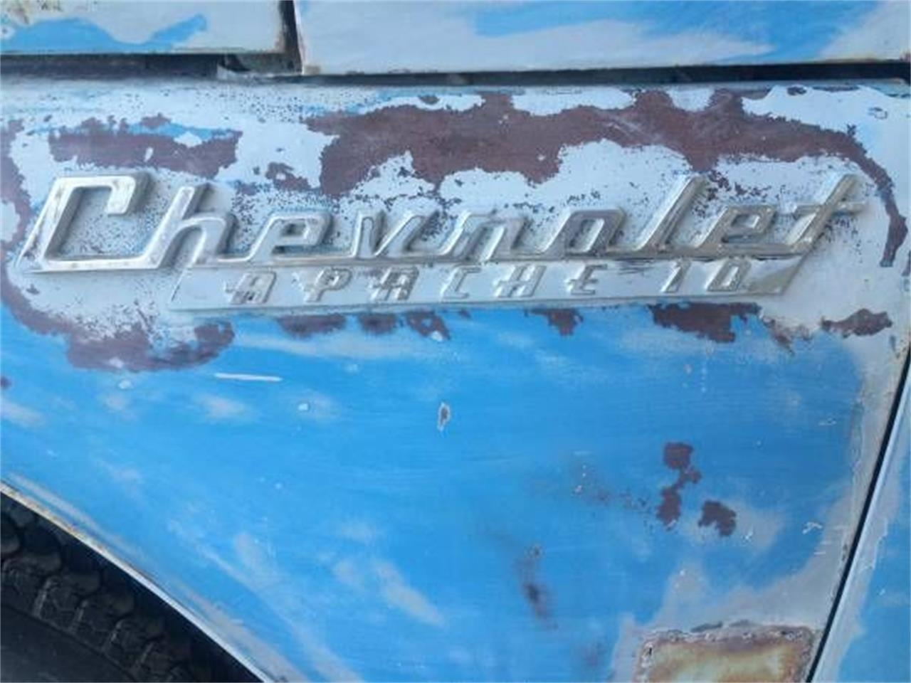 1960 Chevrolet C10 (CC-1123797) for sale in Cadillac, Michigan