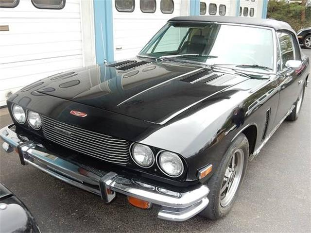 1976 Jensen Interceptor (CC-1123803) for sale in Cadillac, Michigan