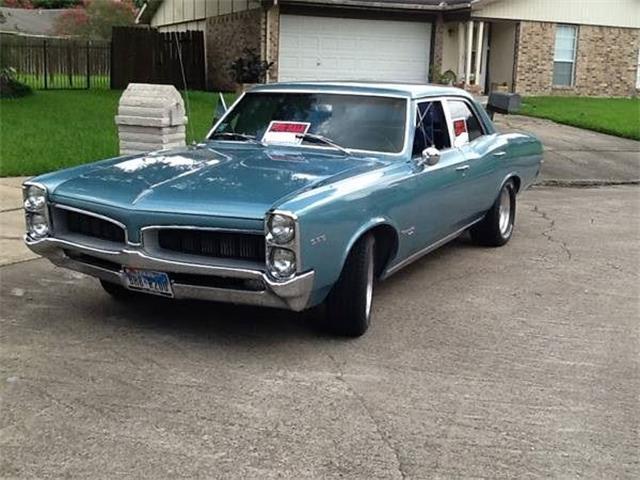 1967 Pontiac Tempest (CC-1120382) for sale in Cadillac, Michigan