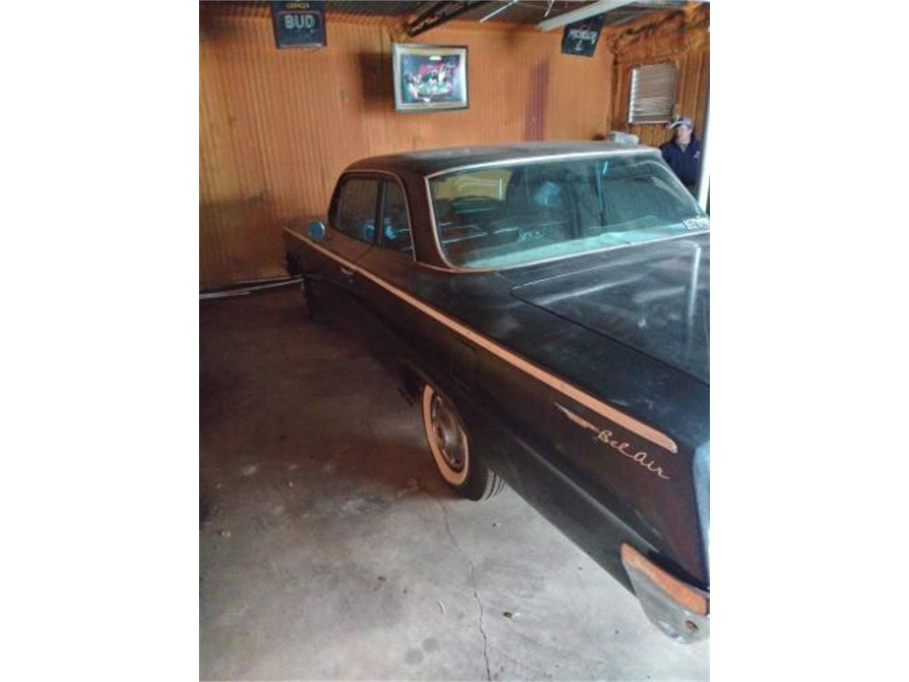 1962 Chevrolet Bel Air (CC-1123822) for sale in Cadillac, Michigan