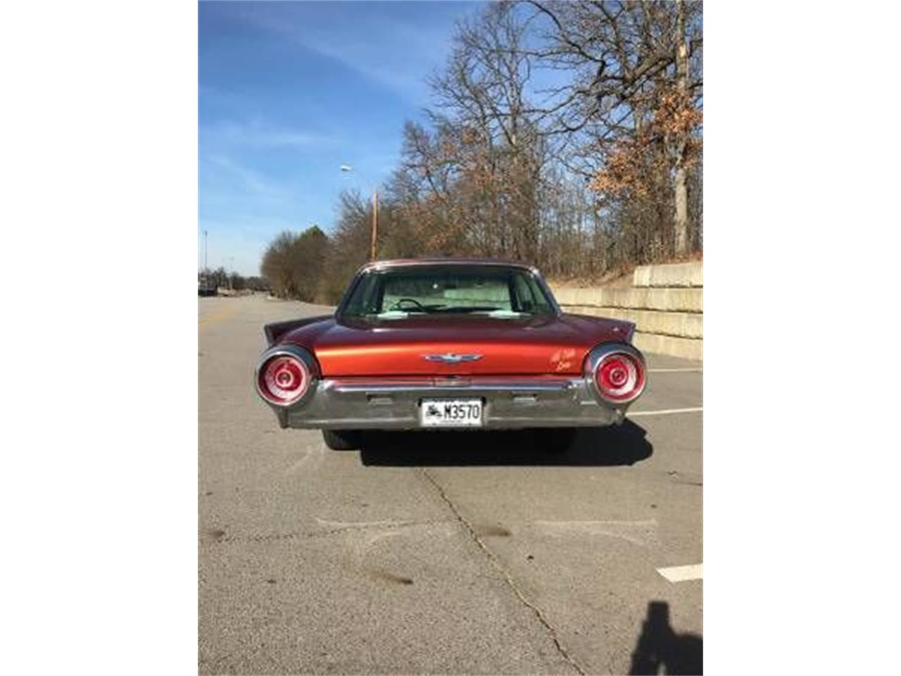 1962 Ford Thunderbird (CC-1123824) for sale in Cadillac, Michigan
