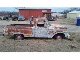 1963 Ford F100 (CC-1123831) for sale in Cadillac, Michigan