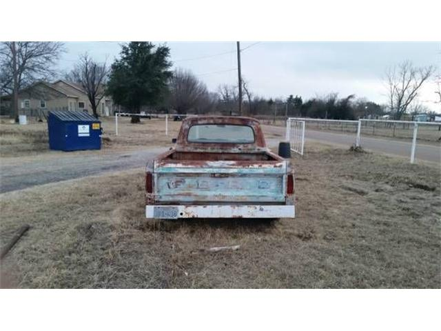 1963 Ford F100 (CC-1123831) for sale in Cadillac, Michigan