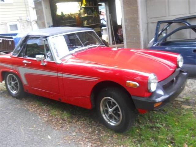 1979 MG Midget (CC-1123869) for sale in Cadillac, Michigan