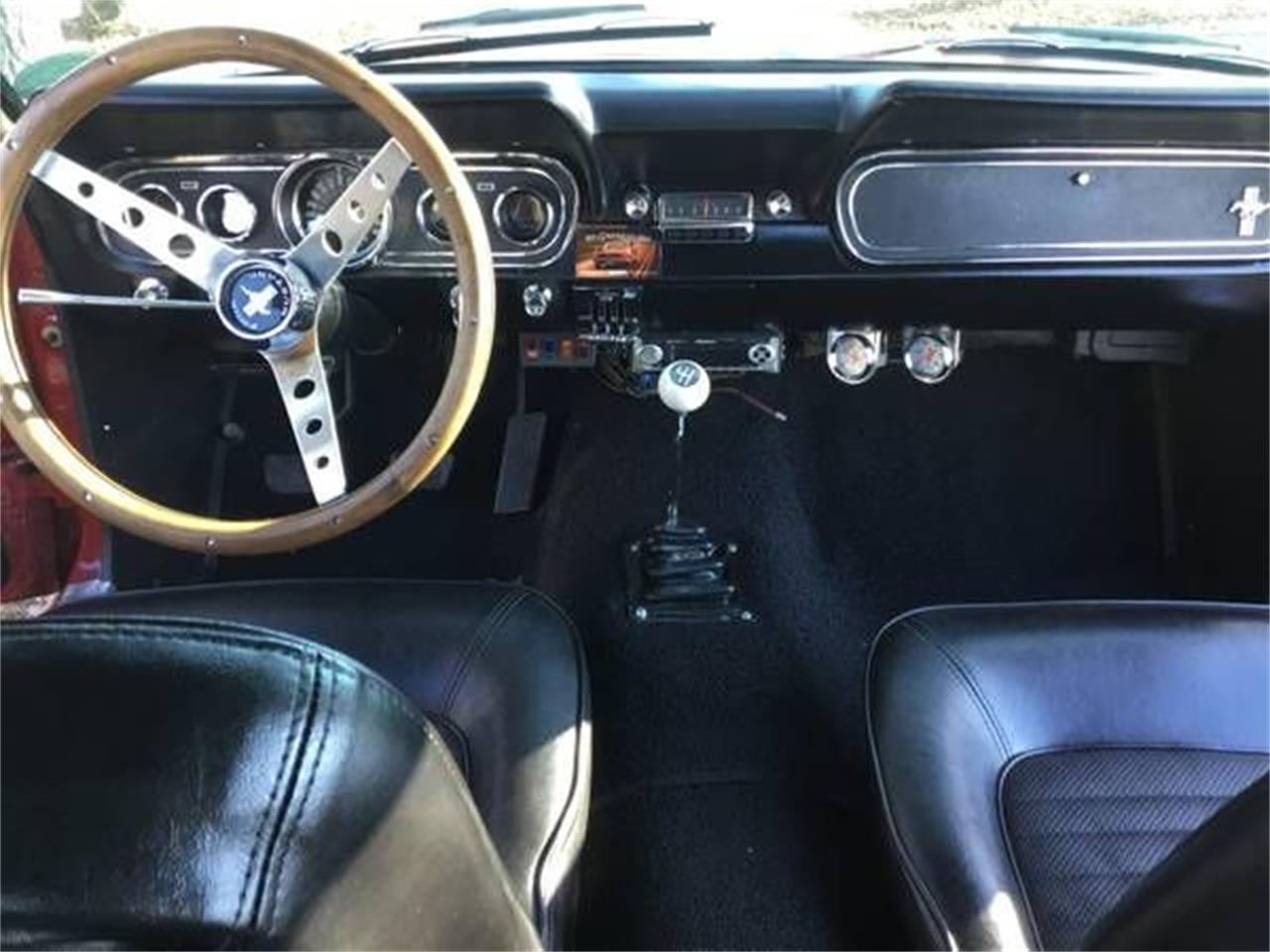 1966 Ford Mustang (CC-1123889) for sale in Cadillac, Michigan