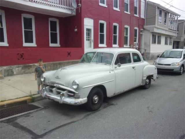 1951 Plymouth Sedan (CC-1123896) for sale in Cadillac, Michigan