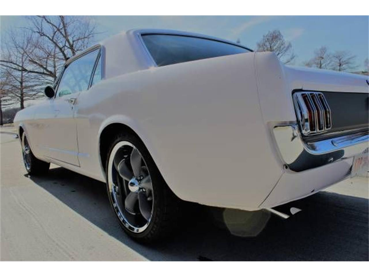 1966 Ford Mustang (CC-1123898) for sale in Cadillac, Michigan