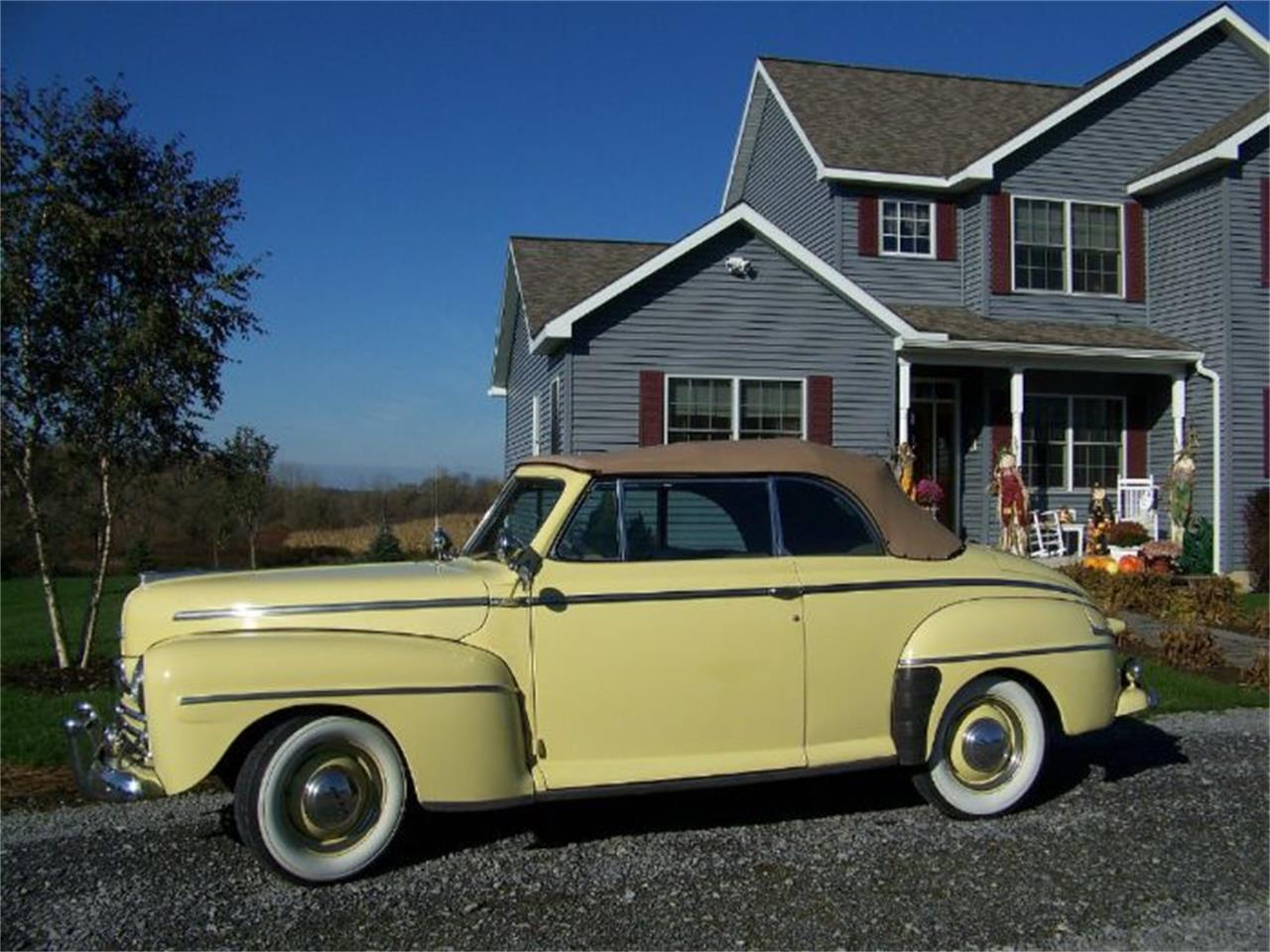 1948 Ford Super Deluxe (CC-1123902) for sale in Cadillac, Michigan