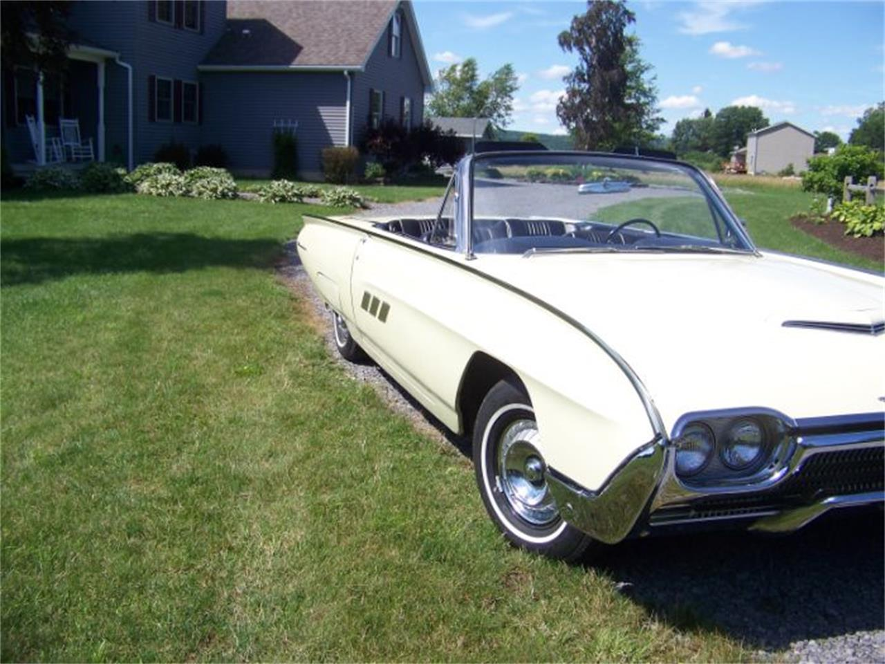 1963 Ford Thunderbird (CC-1123903) for sale in Cadillac, Michigan