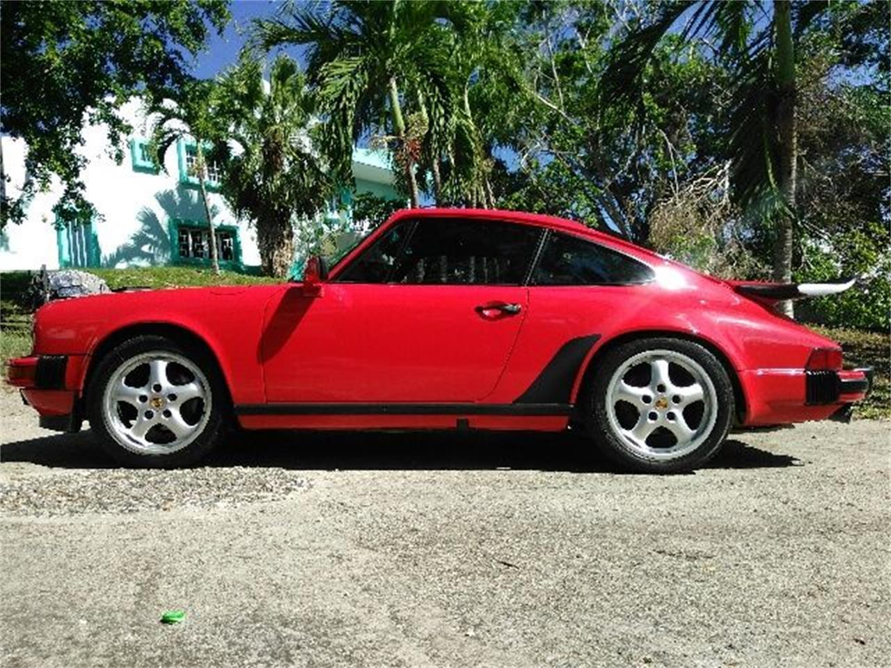 1984 Porsche Carrera (CC-1123908) for sale in Cadillac, Michigan