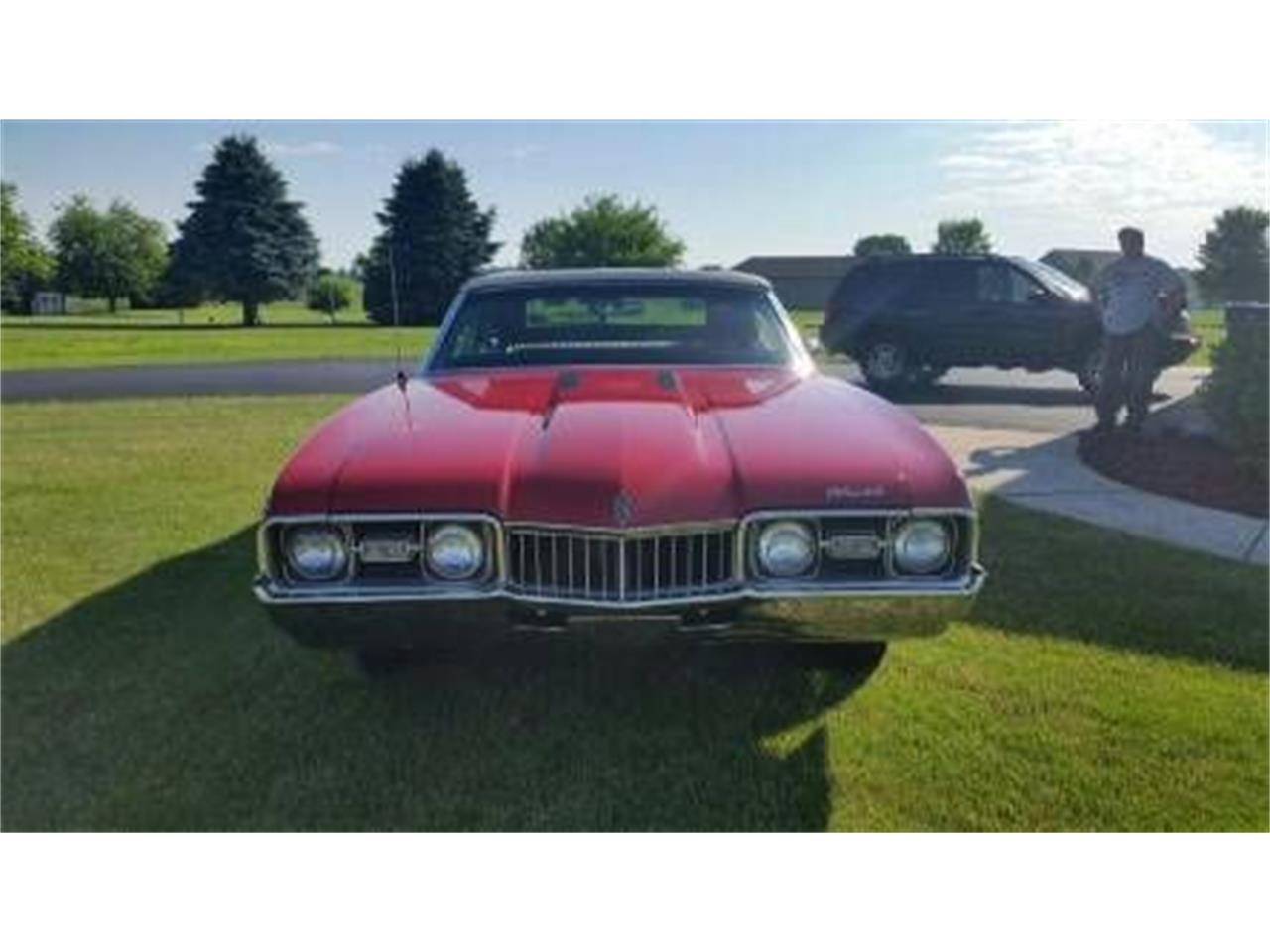 1968 Oldsmobile Cutlass (CC-1123911) for sale in Cadillac, Michigan