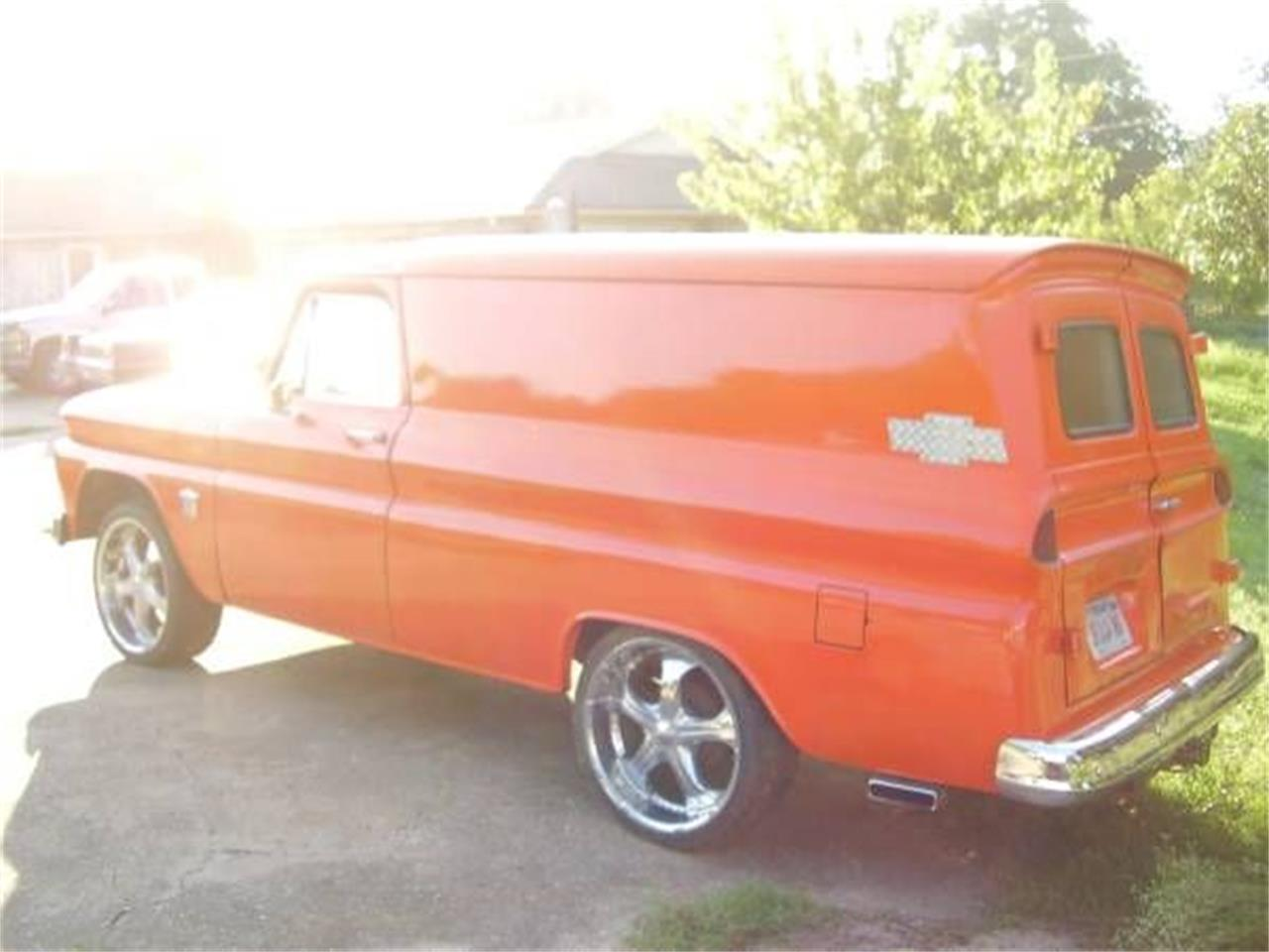 1966 Chevrolet Panel Truck (CC-1123912) for sale in Cadillac, Michigan