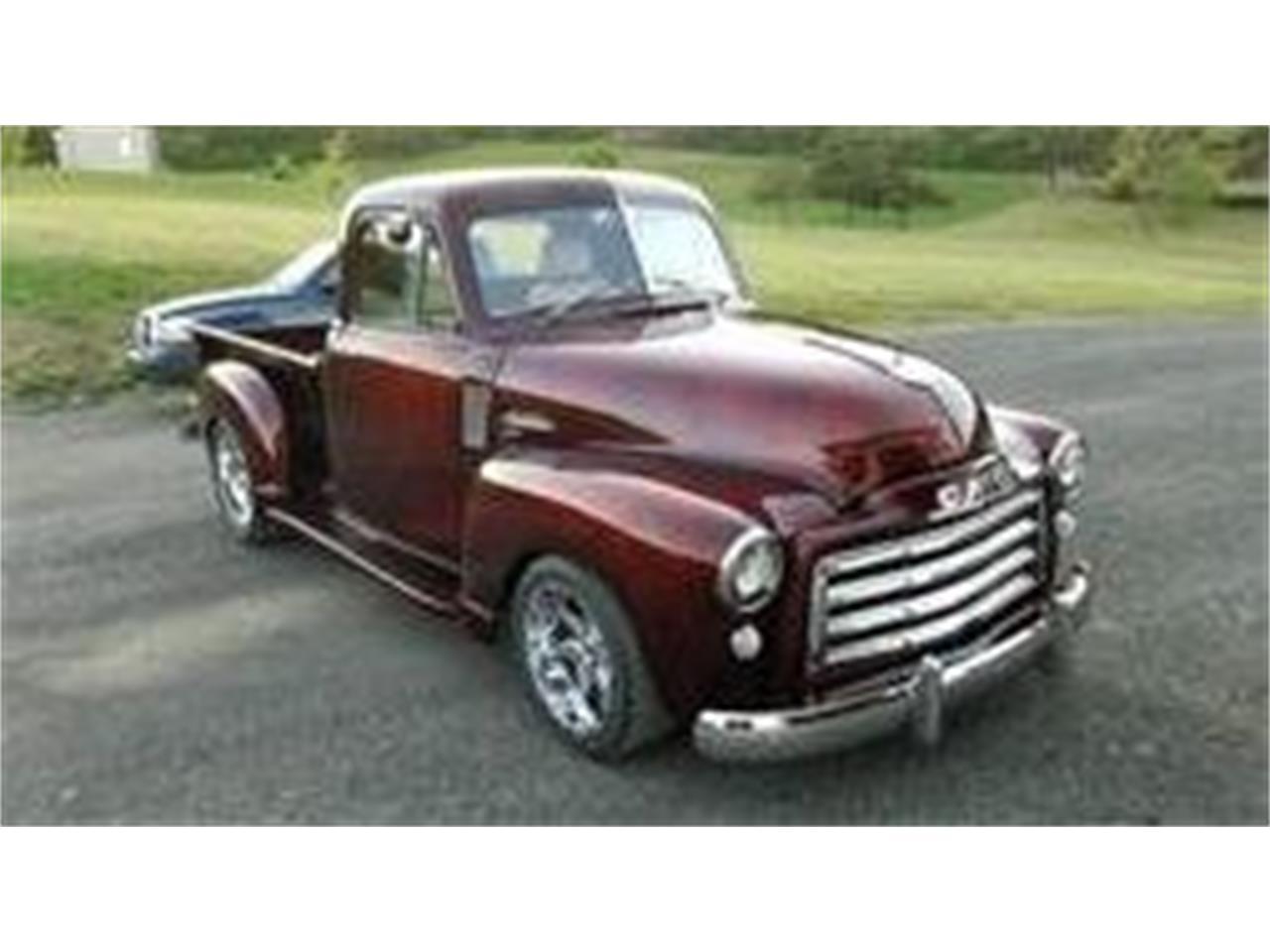 1950 Gmc Pickup For Sale Classiccars Com Cc 1123917