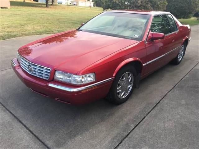 1998 Cadillac Eldorado (CC-1123923) for sale in Cadillac, Michigan