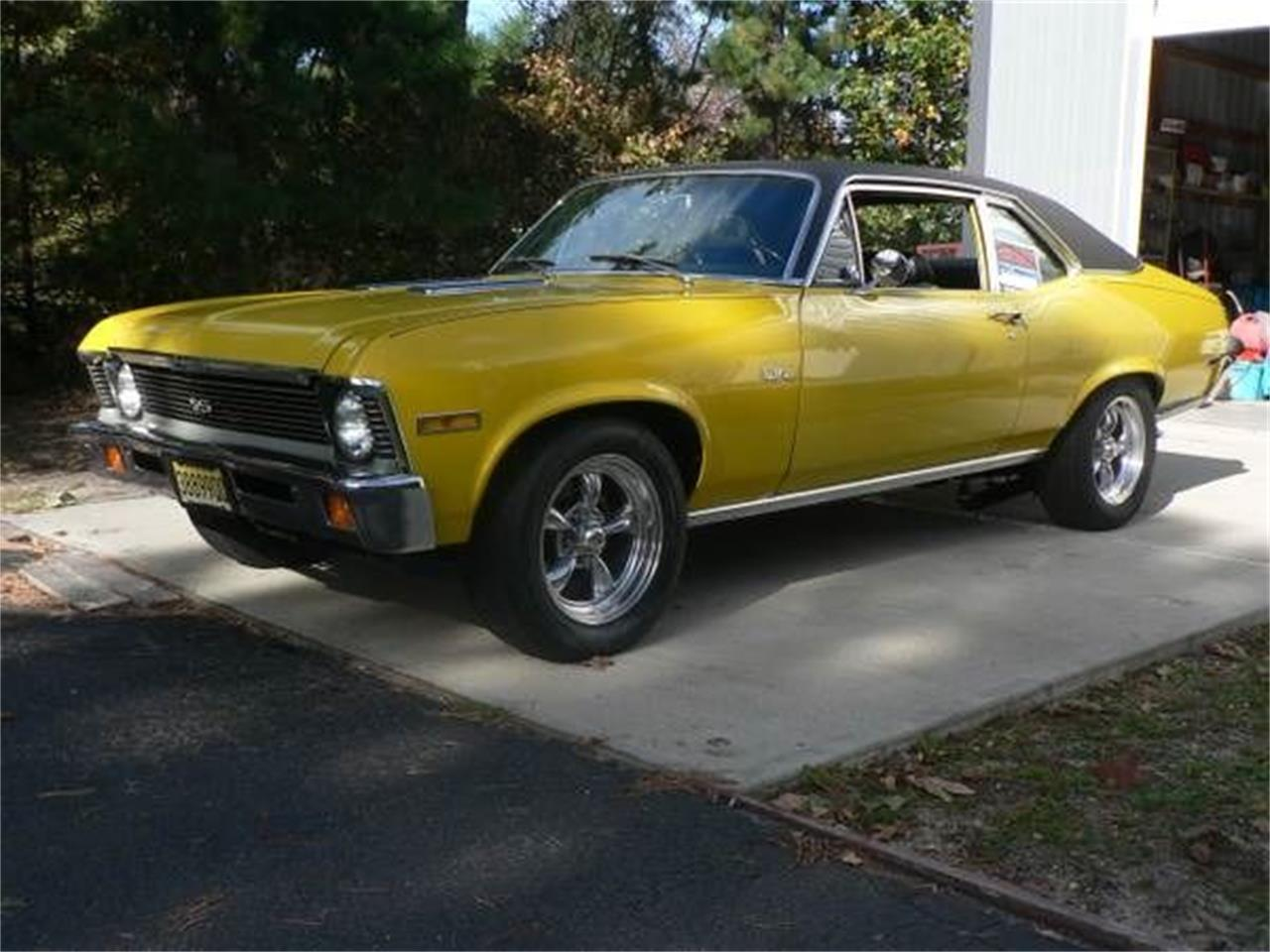 1971 Chevrolet Nova (CC-1123928) for sale in Cadillac, Michigan