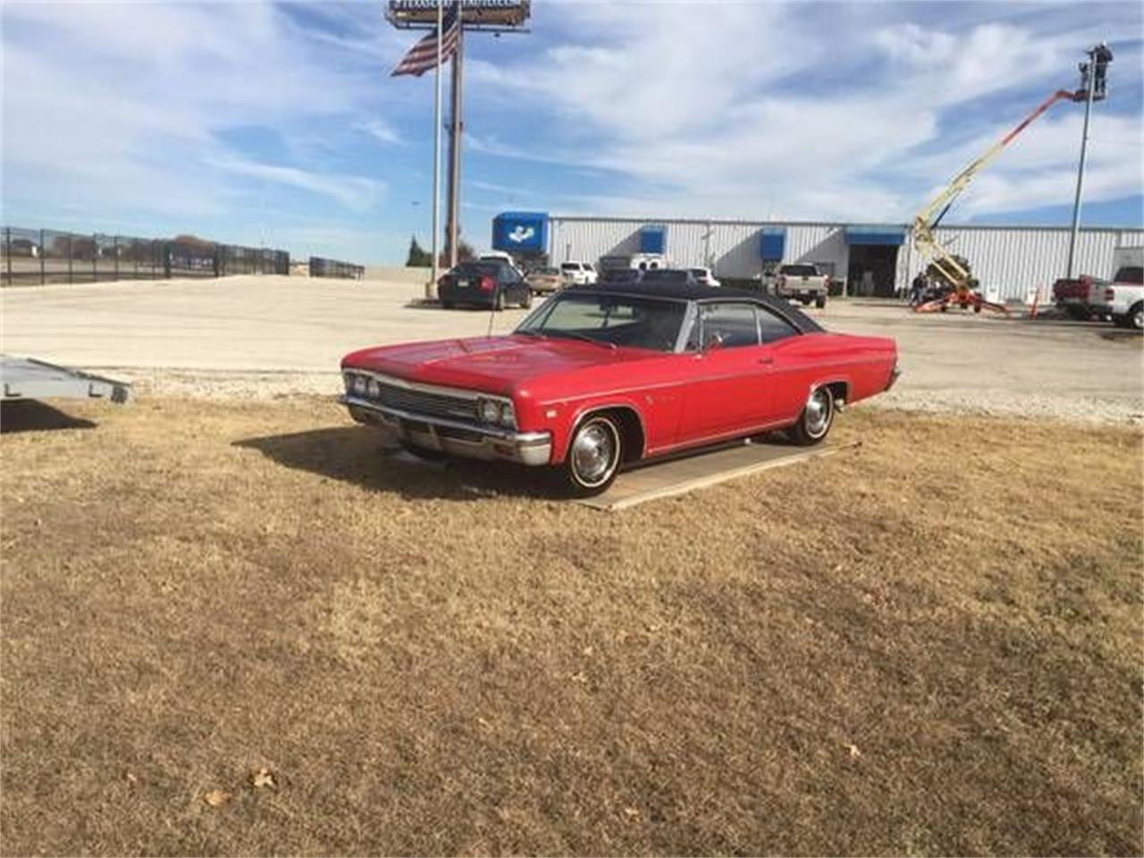 1966 Chevrolet Impala (CC-1123929) for sale in Cadillac, Michigan