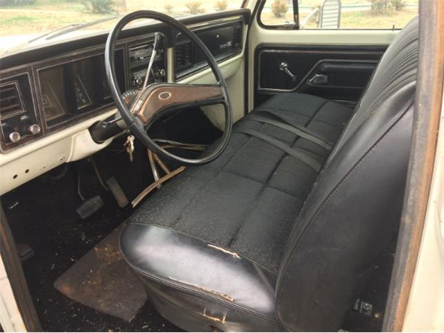 1966 Ford F100 (CC-1123930) for sale in Cadillac, Michigan