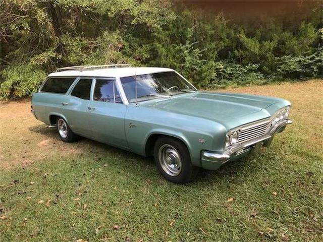 1966 Chevrolet Caprice (CC-1123931) for sale in Cadillac, Michigan
