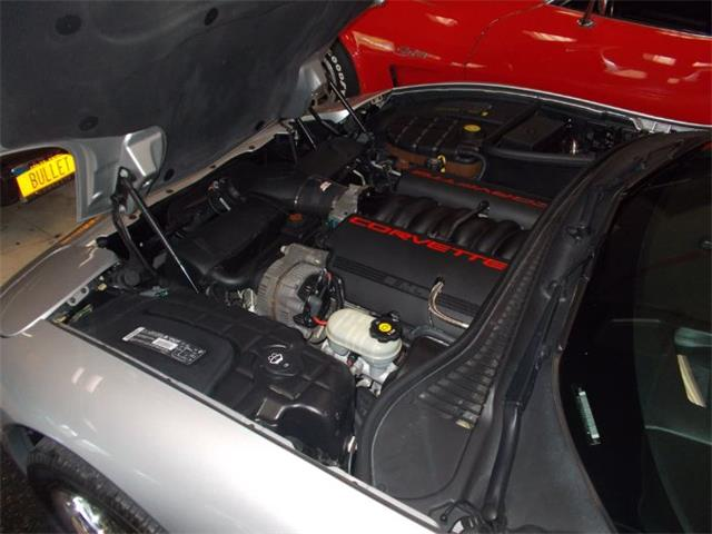 2002 Chevrolet Corvette (CC-1123935) for sale in Cadillac, Michigan