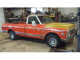 1972 Chevrolet C10 (CC-1123940) for sale in Cadillac, Michigan