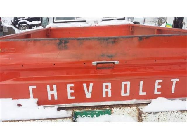 1972 Chevrolet C10 (CC-1123940) for sale in Cadillac, Michigan