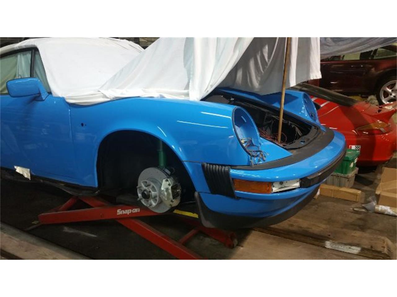 1974 Porsche 911 (CC-1123945) for sale in Cadillac, Michigan