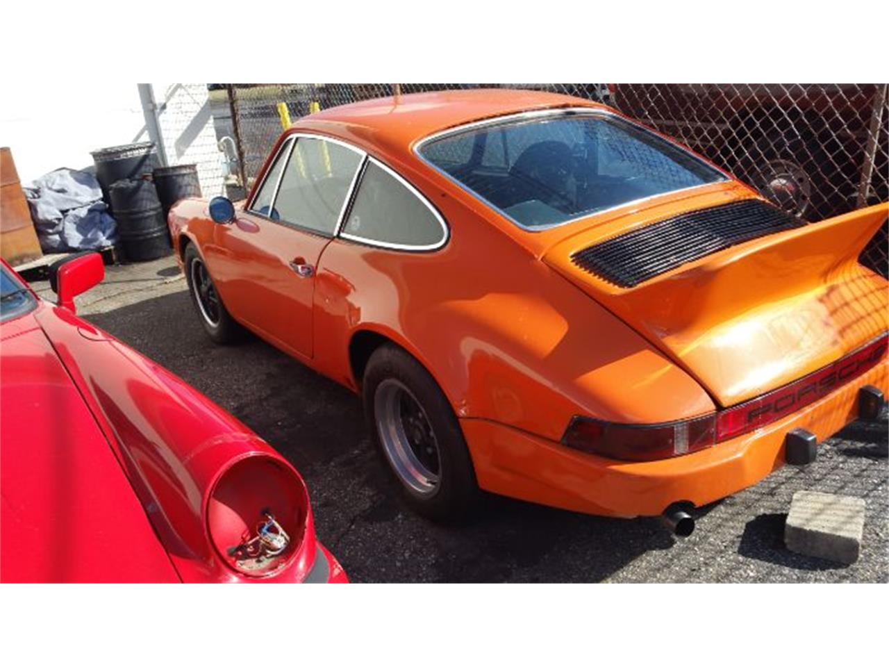 1969 Porsche 911 (CC-1123947) for sale in Cadillac, Michigan