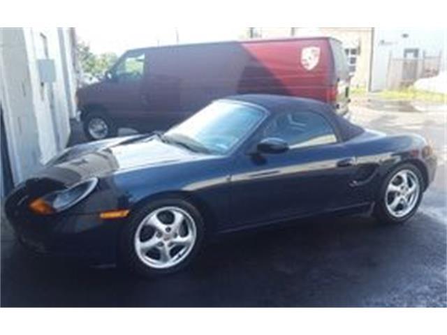 1999 Porsche Boxster (CC-1123950) for sale in Cadillac, Michigan