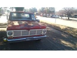 1967 Ford F100 (CC-1123967) for sale in Cadillac, Michigan