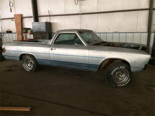 1967 Chevrolet El Camino (CC-1123969) for sale in Cadillac, Michigan