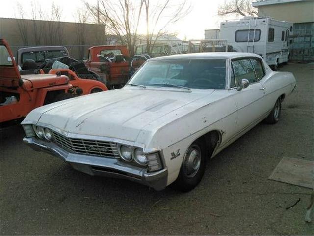 1967 Chevrolet Caprice (CC-1123971) for sale in Cadillac, Michigan