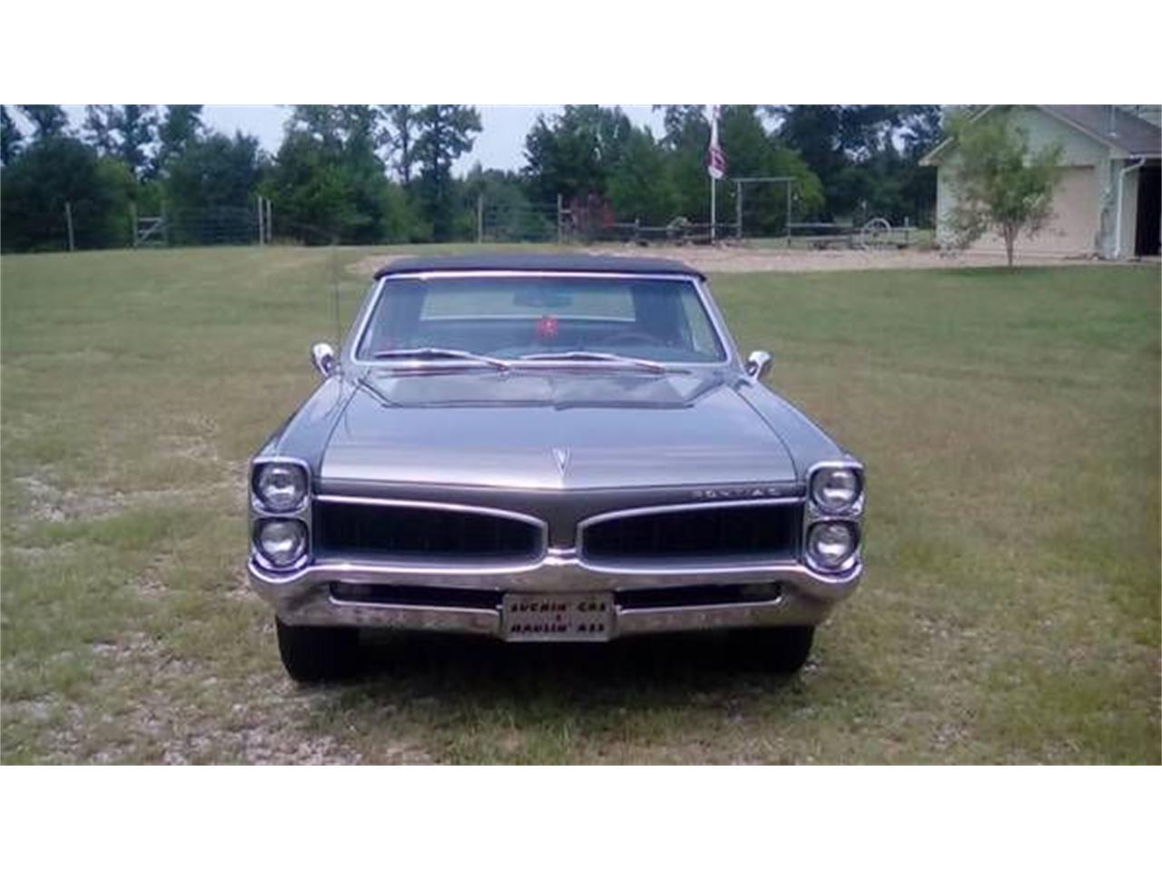 1967 Pontiac Tempest (CC-1123973) for sale in Cadillac, Michigan