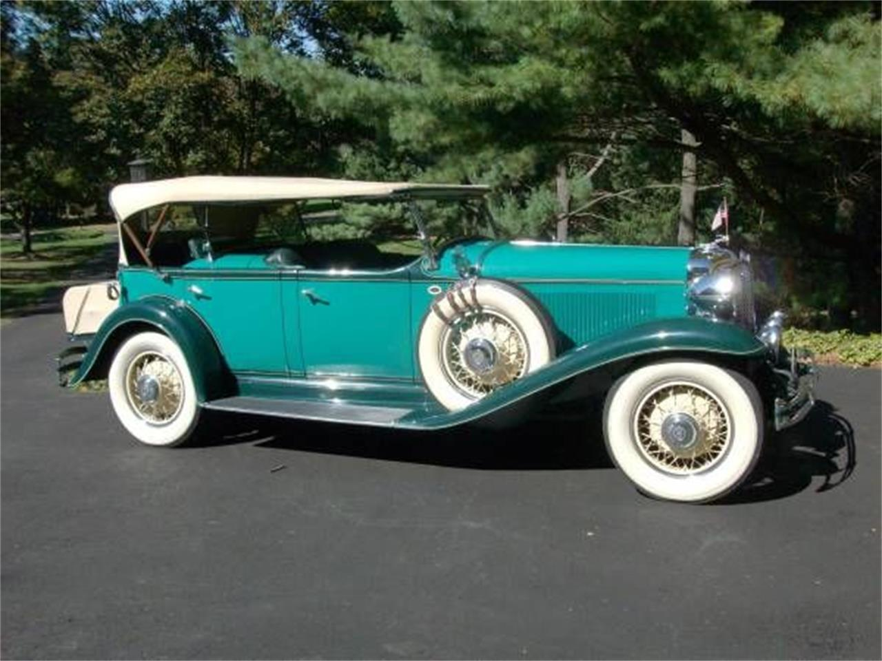 1931 Chrysler Imperial (CC-1123975) for sale in Cadillac, Michigan