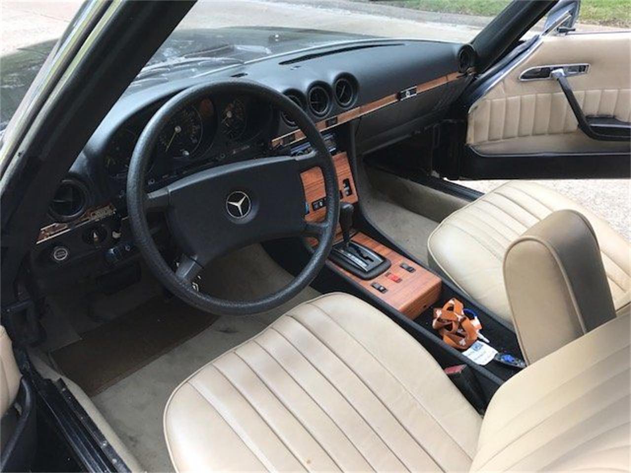 1982 Mercedes-Benz 380SL (CC-1123979) for sale in Cadillac, Michigan