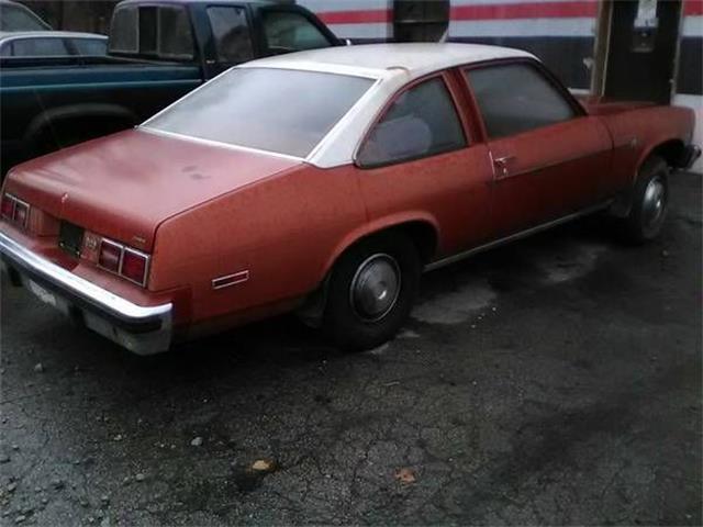 1977 Chevrolet Nova (CC-1123996) for sale in Cadillac, Michigan