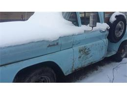1961 Chevrolet C10 (CC-1124000) for sale in Cadillac, Michigan