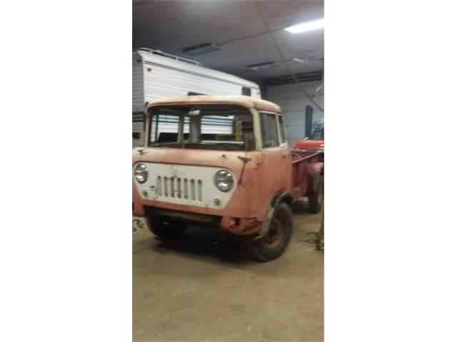 1958 Willys Jeep (CC-1124001) for sale in Cadillac, Michigan