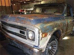 1969 Chevrolet C10 (CC-1124024) for sale in Cadillac, Michigan