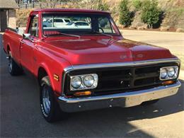 1972 GMC 1500 (CC-1124038) for sale in Cadillac, Michigan