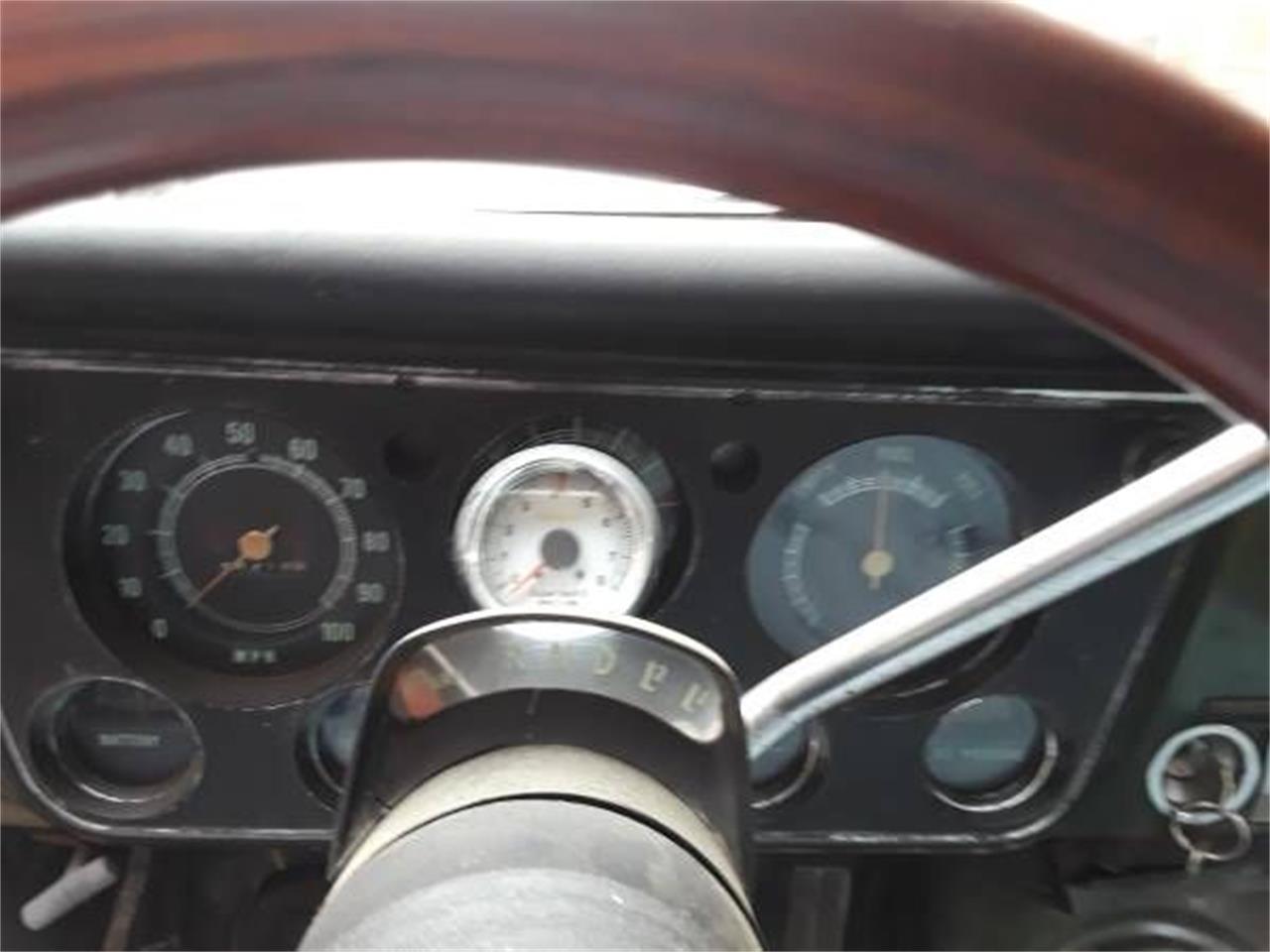 1972 Chevrolet C10 (CC-1124039) for sale in Cadillac, Michigan