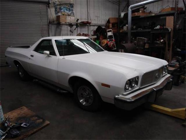 1973 Ford Ranchero (CC-1124040) for sale in Cadillac, Michigan