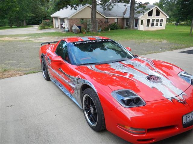 1998 Chevrolet Corvette (CC-1124050) for sale in Cadillac, Michigan